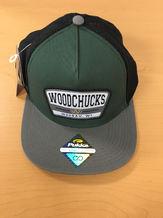 2019 Woodchucks Patch Snapback